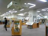 初・大阪市立中央図書館